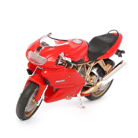 Ducati Supersport 900 Bike For Kids - Red - test-store-for-chase-value