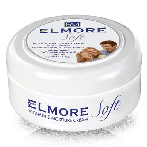 Elmore Soft Moisturizing Cream - 200ml - test-store-for-chase-value