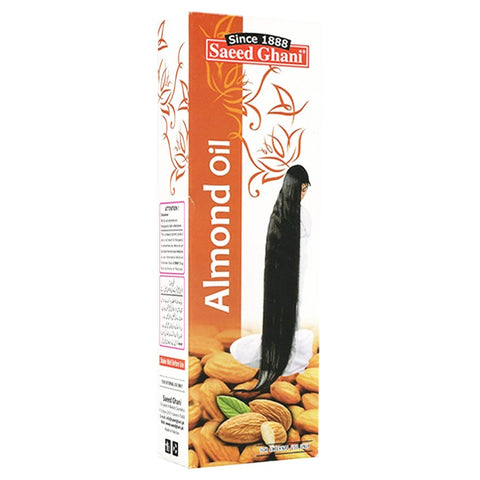 Saeed Ghani Almond Oil 100ml - test-store-for-chase-value