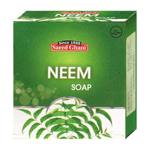 Saeed Ghani Neem Soap 75gm - test-store-for-chase-value