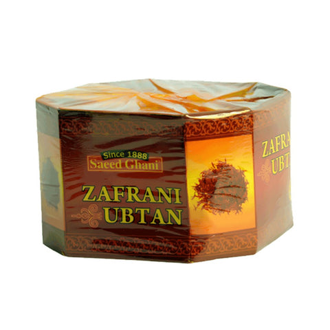 Saeed Ghani Zafrani Ubtan 100gm - test-store-for-chase-value