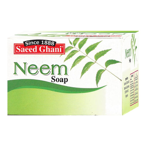 Saeed Ghani Neem Soap Handmade 90gm - test-store-for-chase-value