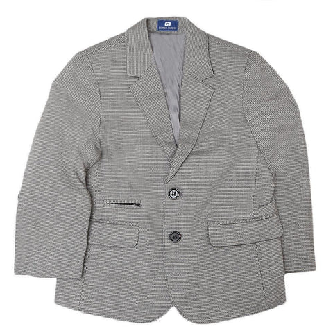Boys Casual Coat - Grey - test-store-for-chase-value