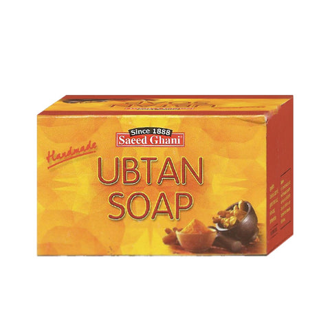 Saeed Ghani Ubtan Soap Handmade 90gm - test-store-for-chase-value