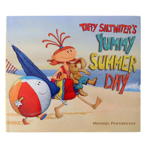 Taffy Saltwater's Yummy Summer Day Book For Kids - test-store-for-chase-value