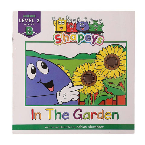 Shapeys Science Level 2 B Book For Kids - test-store-for-chase-value