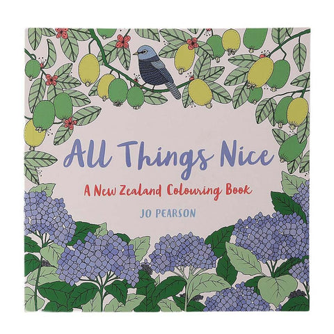 All Things Nice Colouring Book for Kids - test-store-for-chase-value