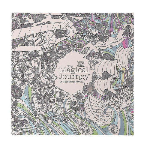 The Magical Journey Colouring Book for Kids - test-store-for-chase-value