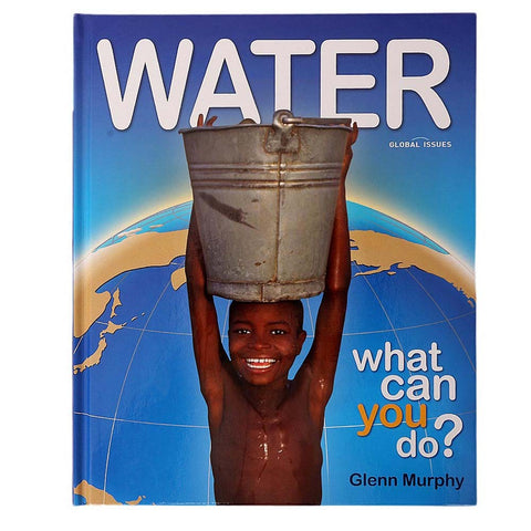 Water: What Can you do ? Book - test-store-for-chase-value