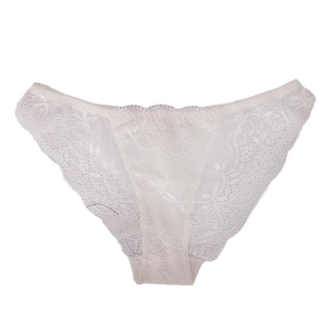 Women's Eminent Net Panty - White - test-store-for-chase-value