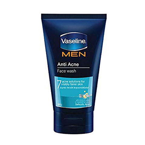 Vaseline Men Anti Acne Face Wash - 100g - test-store-for-chase-value