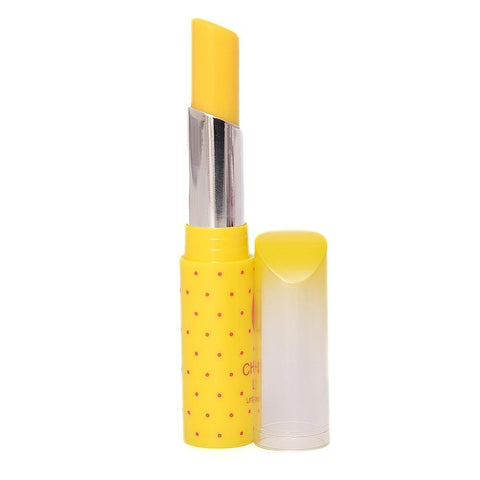 Chanleevi Lipstick - Yellow - test-store-for-chase-value