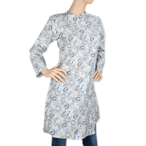 Women's Printed Kurti - Multi - test-store-for-chase-value