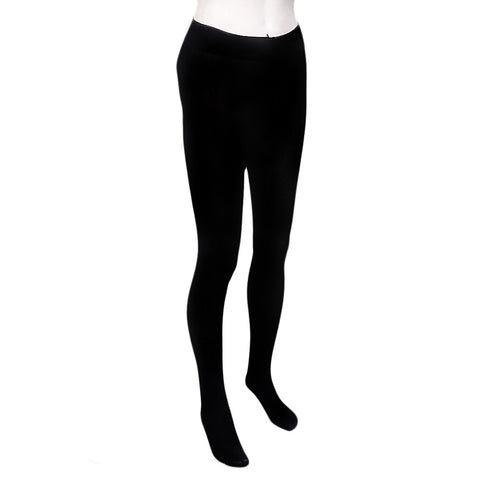 Women's Winter Leggings - Black - test-store-for-chase-value