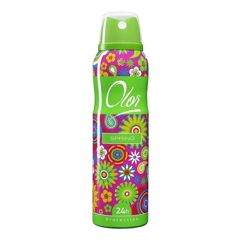 Olor Spring Body Spray For Women - 150ml - test-store-for-chase-value