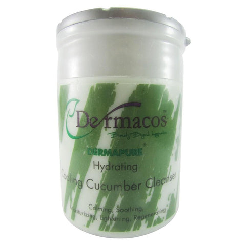 Dermacos Dermapure Hydrating Cooling Cucumber Cleanser - 500gm - test-store-for-chase-value