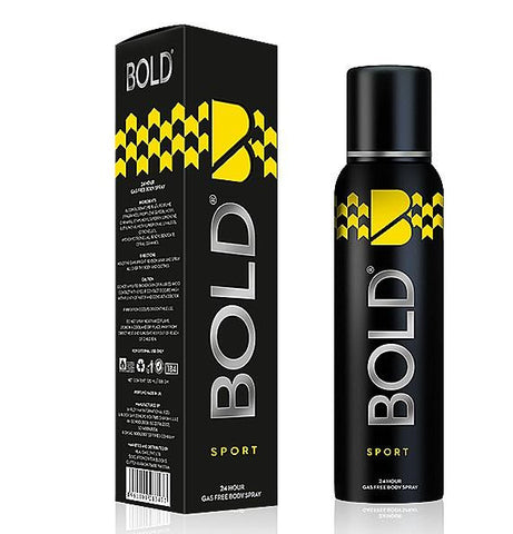 Bold Special Sport Body Spray 120ml - test-store-for-chase-value