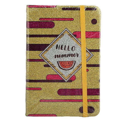 Mini Notebook for Kids - Yellow - test-store-for-chase-value
