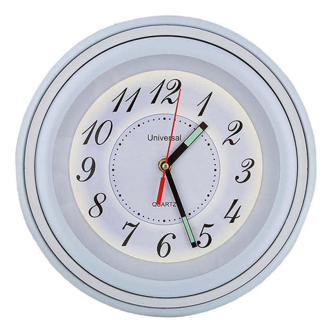 Analog Wall Clock 5000 - Blue - test-store-for-chase-value