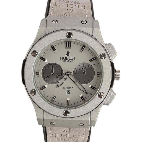 Men's Big Bang Wrist Watch - Grey - test-store-for-chase-value