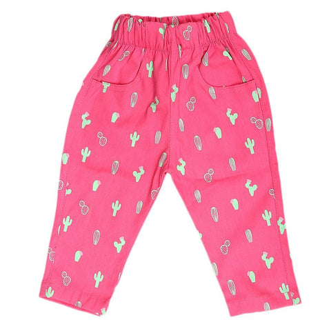 Newborn Printed Pant - Pink - test-store-for-chase-value
