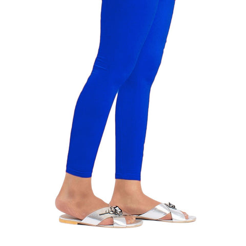 "Women's Plain Tights 48"" - Royal Blue - test-store-for-chase-value"