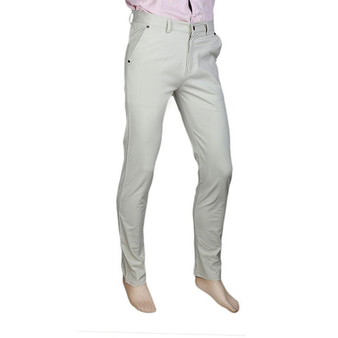 Men's Cotton Chino Pant - White - test-store-for-chase-value