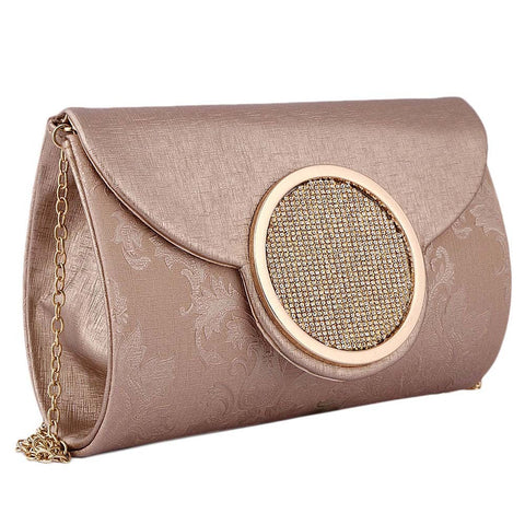 Women's Fancy Clutch 6694 - Peach - test-store-for-chase-value