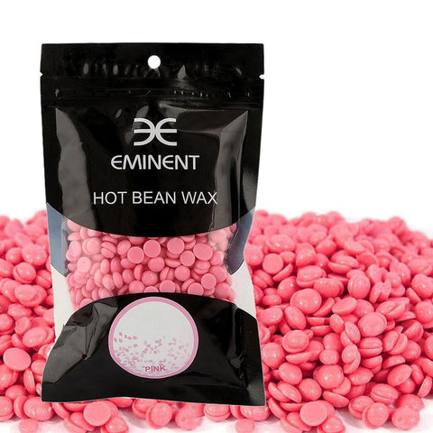 Eminent Hot Beans Wax 100 gm - Pink - test-store-for-chase-value