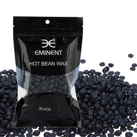 Eminent Hot Beans Wax 100 gm - Black - test-store-for-chase-value