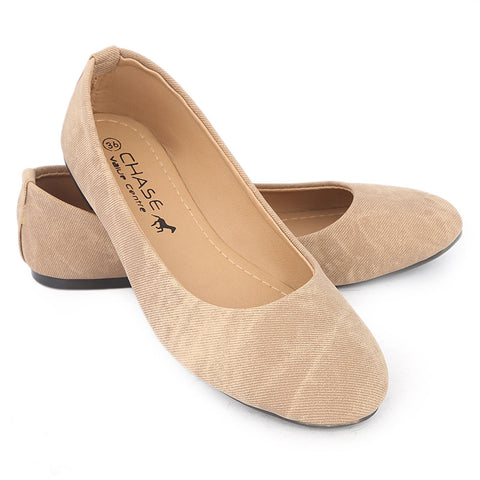 Women's Fancy Pumps 1815 - Fawn