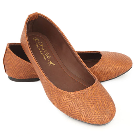 Women's Fancy Pumps - Brown