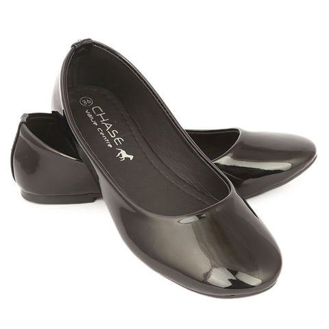Women's Fancy Pumps - Black