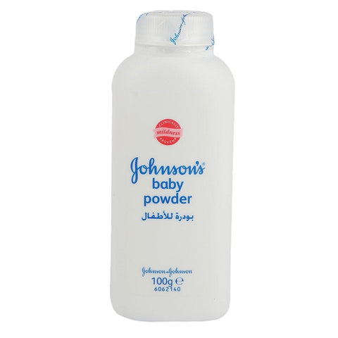 Johnson's Baby Powder 100gm - test-store-for-chase-value