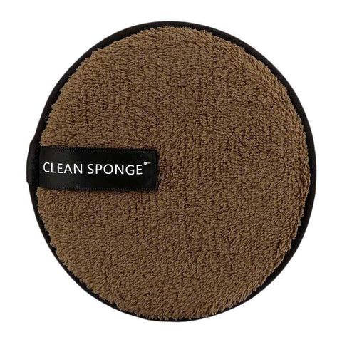 Eminent Cleansing puff 1 Pcs - Olive - test-store-for-chase-value