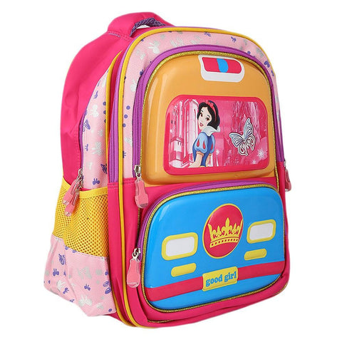Princess School Bag for Kids - test-store-for-chase-value