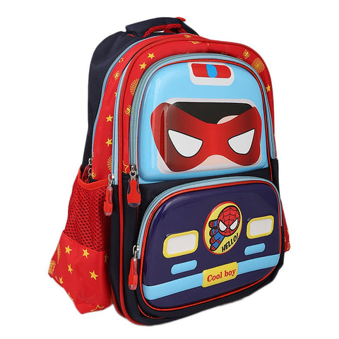 Spider Man School Bag for Kids - test-store-for-chase-value