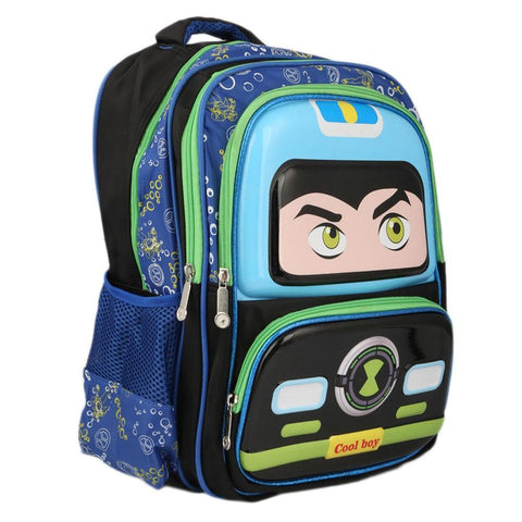 Ben 10 School Bag for Kids - test-store-for-chase-value