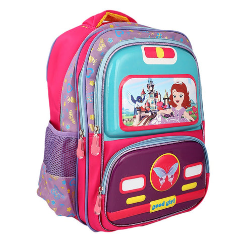 Sofia the First School Bag for Kids - test-store-for-chase-value