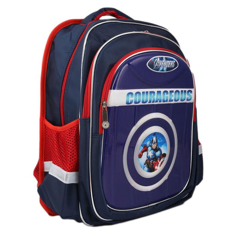 Avengers School Bag for Kids - test-store-for-chase-value