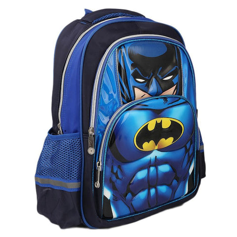 Batman School Bag for Kids - test-store-for-chase-value