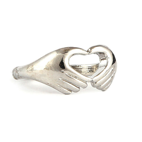 Women's Finger Ring - Silver - test-store-for-chase-value