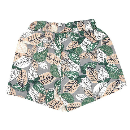 Girls Cotton Short - Green -  Green - test-store-for-chase-value