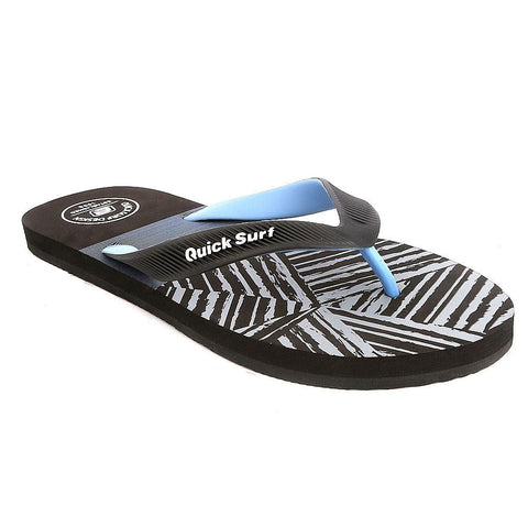 Quick Surf Men's Flip Flop Slippers 2336 - Black - test-store-for-chase-value