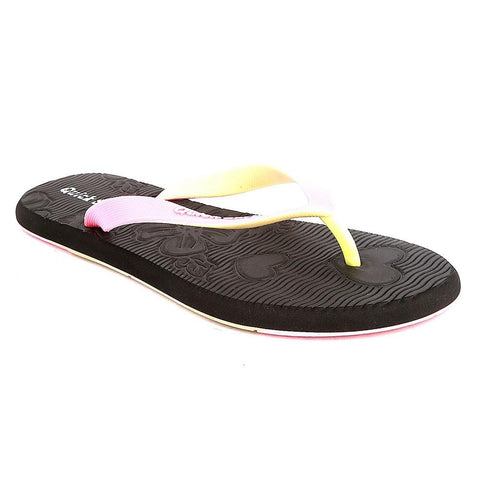 Quick Surf Women's Flip Flop Slippers 2580 - Black - test-store-for-chase-value