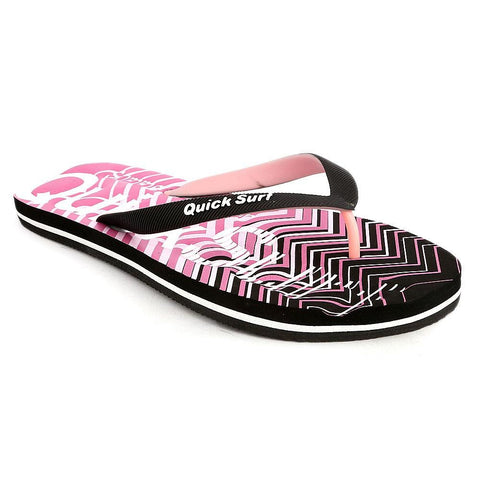 Quick Surf Women's Flip Flop Slippers 2597 - Fuschia - test-store-for-chase-value