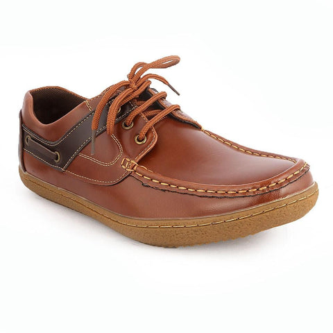 Men's Casual Shoes (JH716) -  Brown - test-store-for-chase-value