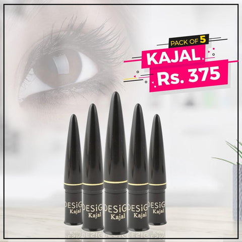 Design kajal Pack Of 5 - test-store-for-chase-value