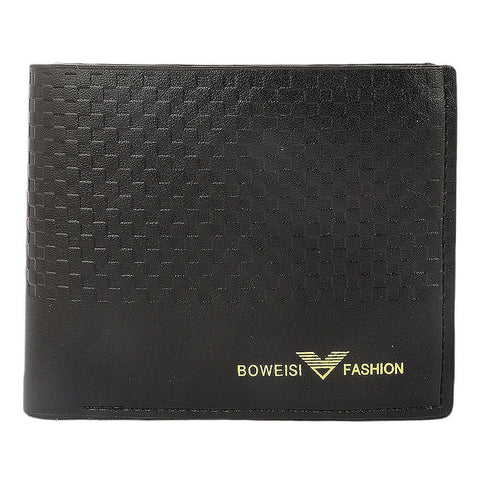 Men's Wallet - Black - test-store-for-chase-value