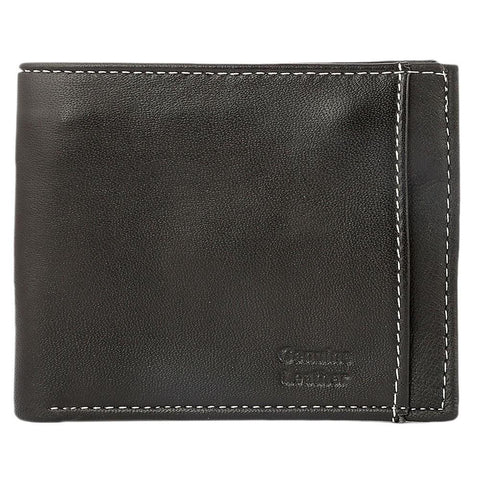 Men's Wallet - Black - Black - test-store-for-chase-value